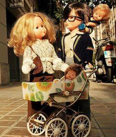Doll Toys, Baby Dolls, Nancy Doll, Spanish Girls, Doll Clothes, To My Daughter, Nostalgia, Retro, Vintage