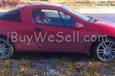 Opel Tigra Stylad Ny servad  Nybytt kamrem mm  Ny framruta  Ny lackad front/ huv m  To check the price/Contact the seller click the picture. For more cars visit http://www.ibuywesell.com/en_SE/category/Cars/427/ #cars #usedcars #opel #buyusedcar