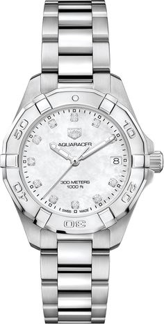 TAG Heuer Watch Aquaracer #add-content #basel-18 #bezel-unidirectional #bracelet-strap-steel #brand-tag-heuer #case-material-steel #case-width-32mm #date-yes #delivery-timescale-call-us #dial-colour-white #gender-ladies #luxury #movement-quartz-battery #new-product-yes #official-stockist-for-tag-heuer-watches #packaging-tag-heuer-watch-packaging #sihh-geneve-2018 #style-divers #subcat-aquaracer #supplier-model-no-wbd1314-ba0740 #warranty-tag-heuer-official-2-year-guarantee…