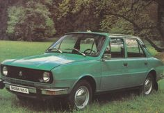 Skoda 105 S (approx. Car Advertising, Most Visited, World, Vehicles, Postcards, Euro, Passion, Car, The World