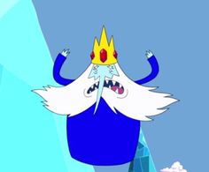 Chibi Adventure Time Ice King | No higher resolution available.
