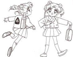 Serena Tsukino - Bunny Tsukino - Usagi Tsukino