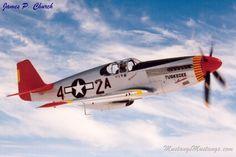 P-51 Mustang (Red Tail)