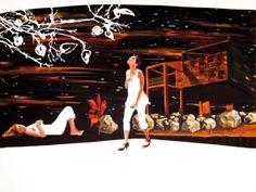 Atlas, cm 120x160, oil acrylic and enamel on canvas, 2013