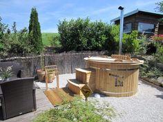 Peter, Heusweiler, Deutschland - Hot Pot, Hot Tub Backyard, Commercial Roofing, Sarasota Florida, Landscape Plans, Garden Landscaping, Landscaping Ideas, Garden Planning, Tiny House