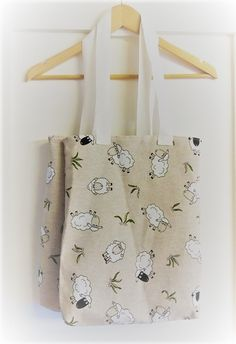 Produktbilde Tote Bag, Sewing, Crafts, Bags, Handbags, Dressmaking, Manualidades, Couture, Stitching