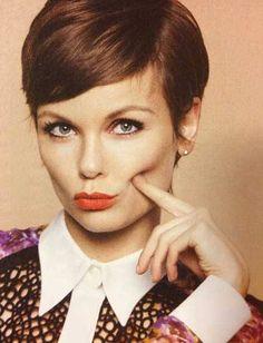 Laat je kapsel inspireren door deze 22 kort kapsel trendsetters - Kapsels voor haar
