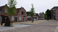 Het Doelenplein in Schoonhoven is een multifunctioneel plein waar markten en evenementen worden gehouden. Voor de middenstand heeft het eveneens een belangrijke parkeerfunctie.