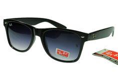 Ray-Ban Wayfarer 5688 Black Frame Gray Lens RB1215