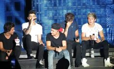 One Direction Concert at Hershey Park!! <3 I was at this concert!!