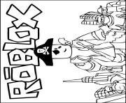 Roblox Coloring Pages Knight And Ninja Fgs Coloring Pages