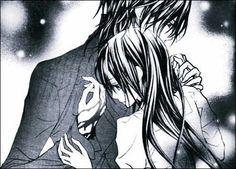 Kaname and Yuki, Vampire Knight