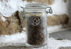 A magical blend of herbs, resins, dried woods and flowers, sea salt and essential oils, specially created to help weave strong, powerful protection spells and talismens.  Use in incense, to cast your ritual circle or inside a mojo bag. Created by TheWitchChandlery on Etsy