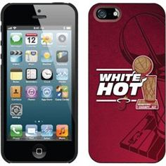 Miami Heat 2013 NBA Finals Champions iPhone 5 Thinshield Case