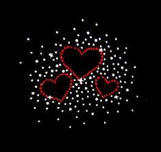 Heart Rhinestone Transfer Bling Hot Fix Iron on Patch Motif Design Transfer Rhinestone Art, Rhinestone Transfers, Rhinestone Shirts, Hot Bling, Personalised Wooden Box, Hand Embroidery Patterns Flowers, Iphone Wallpaper Tumblr Aesthetic, Heart Wallpaper, Motif Design