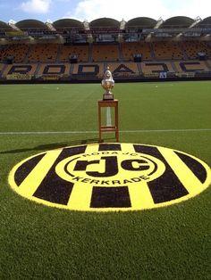 """Professional soccer team from Kerkrade, Limburg. """"Trots van het Zuiden""""."""