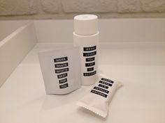Cosmetics - Packaging - MamaShelter
