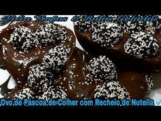 Ovo de Colher de Nutella  Faça&Venda Trabalhando em Casa.