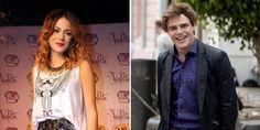 "¿Hay romance entre Tini ""Violetta"" Stoessel y Peter Lanzani? http://www.ratingcero.com/c106506"