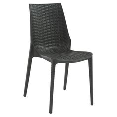 Euro Style Lucrezia Stacking Side Chair - Set of 6