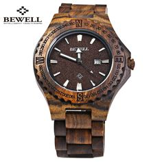 2017 Hot sell Men Dress Watch BEWELL Men Wooden Quartz Watch with Calendar Display Bangle Natural Wood Watches Relogio     Tag a friend who would love this!     FREE Shipping Worldwide     Buy one here---> https://bestonlinewatches.com/2017-hot-sell-men-dress-watch-bewell-men-wooden-quartz-watch-with-calendar-display-bangle-natural-wood-watches-relogio/
