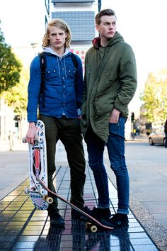 Skater Fashion. #Skaters #mensfashion