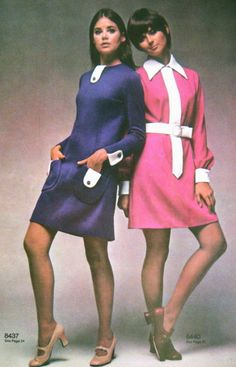 1960s Dresses Colleen Corby.. Welcome to what I wore in high school.