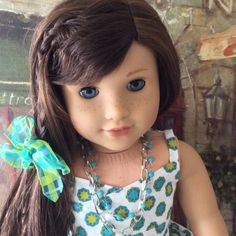 A personal favorite from my Etsy shop https://www.etsy.com/listing/271606238/american-girl-doll-clothes-spring-break