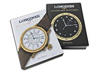 John Goldberger illustrates in this book what he considers to be the most interesting examples ever produced by the St. Imier company. Two hundred seventy examples, traced back through time thanks to painstaking research, with the collaboration of Longines Brand Heritage Department and of some of the most renowned collectors in the world, photographed to show the characteristics of the movement, case and dial of each example in the best possible way.