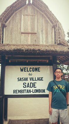 Sade village, the place where you can see traditional life of the Sasak people & traditional houses