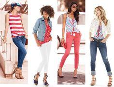 So many great looks for summer! Cabi on line 24/7, Deborahkolb.cabionline.com