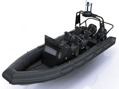 Military inflatable boat Zodiac and engine Mercury Verado 200 RHIB Model available on Turbo Squid, the world's leading provider of digital models for visualization, films, television, and games. Cool Boats, Small Boats, Zodiac Inflatable Boat, Rib Boat, Cruiser Boat, Sport Fishing Boats, Sports Nautiques, Military Special Forces, Make A Boat
