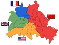 June 1948 Cold War: The Berlin Blockade begins. Berlin City, Berlin Wall, Berlin Hauptstadt, Teaching American History, Space Projects, Cold War, World History, Social Studies, Wwii