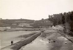 How Mulholland Made Ivanhoe Canyon Into Silver Lake San Pedro California, South California, California History, Vintage California, Los Angeles California, Silver Lake Los Angeles, Lake Pictures, City Of Angels, The Old Days