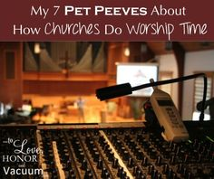 My 7 Pet Peeves About How Churches Often Do Worship Music. Let's focus on God and on helping people encounter Him! (with thanks to all those who do lead worship! Worship The Lord, Worship Leader, Worship Service, Music Ministry, Church Ministry, God Is Amazing, Church Music, Christian Resources, Recorder Music