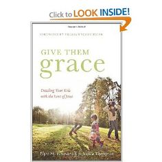 Give them Grace...a thought-provoking parenting book that focuses on none other than grace!