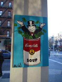 #StreetArt #UrbanArt - Alec