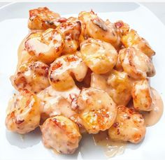 Easy Air Fryer Bang Bang Shrimp All Ways Delicious. Air Fryer Bang Bang Shrimp With Lightened Sauce . Home and Family Air Fryer Recipes Potatoes, Air Fryer Oven Recipes, Air Fryer Dinner Recipes, Air Fryer Recipes Shrimp, Air Fryer Recipes Gluten Free, Air Fryer Recipes Appetizers, Avocado Dessert, Slow Cooking, Dairy Free