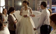 ¿Te imaginas la carpa de tu boda inspirada en la serie Velvet?