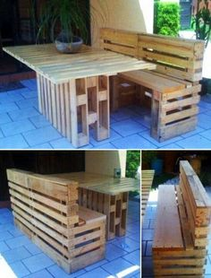 Transcendent Dog House with Recycled Pallets Ideas. Adorable Dog House with Recycled Pallets Ideas. Pallet Designs, Pallet Ideas, Pallet Projects, Home Projects, Woodworking Projects, Teds Woodworking, Pallet Crates, Old Pallets, Wooden Pallets