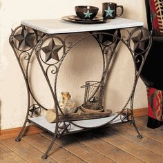 $169.95 Lone Star Hall Table