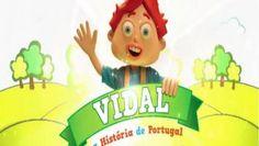 Vidal é um rapazinho de 10 anos que gosta de aventuras. Um dia descobre Zaa, uma criatura com poderes mágicos que o desafia a fazer uma viagem ao passado da história de Portugal. A primeira personagem que estes dois amigos encontram é Afonso Henriques.