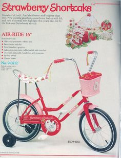Toy-Addict.com: Hedstrom Bike Catalog 1983