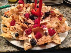 Sbriciolata di Millefoglie ai frutti di bosco per un compleanno #cake #dessert #dessertoftheday