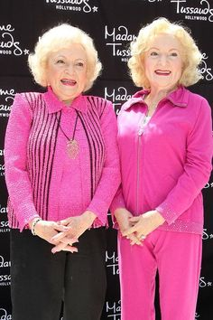 Betty White, who excelled in old age, becoming the oldest Emmy nominee in 2012 at the age of 90.