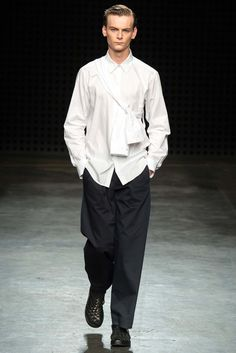 London Collections Men | Casely-Hayford Saiba mais sobre os desfiles do #LondonCollectionsMen em moda.atarde.com.br