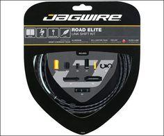 Jagwire Road Elite Link Shift Derailleur Cable Kit