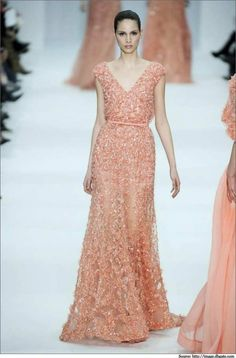 The Lebanese #designer is a connoisseur of this beautiful attire and his highly desirable designs  #gowns #eveninggowns