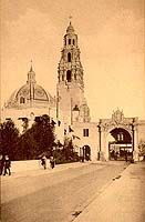 PANAMA-CALIFORNIA EXPOSITION ~ SAN DIEGO ~ 1915-1916