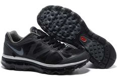 the best attitude a8176 76f89 Wholesale Discount Womens Nike Air Max 2012 Black Metallic Cool Grey Shoes  The Most Flexible Running Shoes
